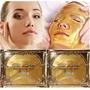 3 Mascaras Faciales Colageno, Ac Hialuronico Y Oro 24k