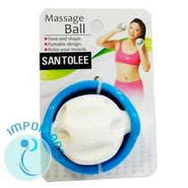 Massage Ball Masajeador Manual Roll-on Diseño Portátil