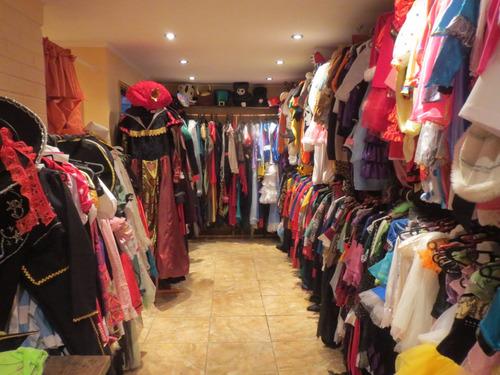 Arriendo Disfraces Niños Y Adultos, La Farfana Maipú