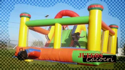 Arriendo Juegos Inflables,camas Elasticas,mesas De Air-hocky
