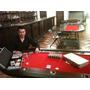 Arriendo Mesa De Poker Con Croupier