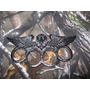 Manopla Aguila Acero Puño Defensa Personal Golpe Metal