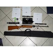 Rifle A Postones 650 Fps Nuevo Funda Y Postones De Regalo