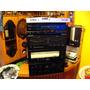 Amplificador Sansui Au 517/tu 517/se-7 Cd + Deck + Tornamesa