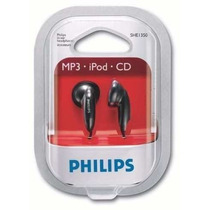Philips Audifonos Stereo Para Mp3 - Mp4 - Ipod - Cd (nuevo)
