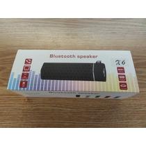 Parlante Bluetooth Stéreo Usb Micro Sd Mp3 Fm Alta Fidelidad