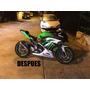 Rotulacion De Motos / Velocidad - Scooter