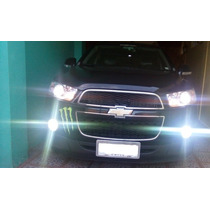 Chevrolet Captiva 4x4, Full Con Camara De Retroceso
