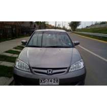 Honda Civic Lx, 2004, Excelente Estado
