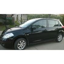 Nissan Tiida Sport 1.6 Full Negro 2011