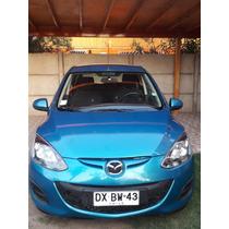 Mazda 2 Año 2012
