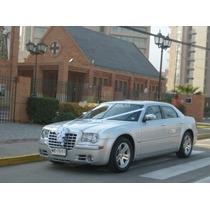 Auto Para Matrimonio, Lujoso Y Amplio Chrysler C300, Plata