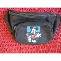 Banano De Mickey Mouse Autentico, Comprado De Disney
