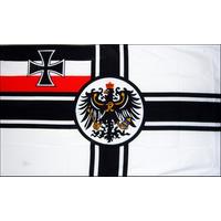 Bandera Militar Alemana De Primera Guerra Mundial