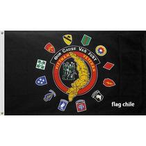 Bandera Vietnam Guerra Excelente Regalo 150cm X 90cm