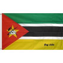 Bandera Mozambique Excelente Regalo 150cm X 90cm