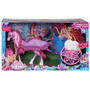 Carruaje Barbie Mariposa Y La Princesa De Las Hadas! Nuevo!