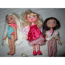 Barbie Muñecas Pequeñas Kelly Mattel
