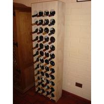 Cava Para Guardar Botellas De Vino. Capacidad 48 Botellas.