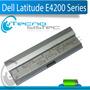 Bateria Para Notebook Dell Latitude E4200 Series, Nuevas