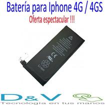 Bateria, Iphone 4g / 4s, Originales¡¡ Oferta Insuperable !!!