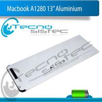 Bateria Para Apple Macbook 13,3 Aluminum A1280, Nuevas