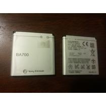 Batería Nueva Original Sony Xperia Neo Ba700 1500 Mah