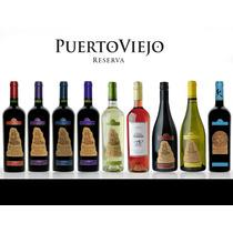 Vino De Exportacion Puerto Viejo Reserva