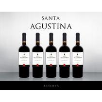 Vino De Exportacion Santa Agustina Reserva