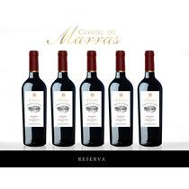 Vino De Exportacion Conde De Marras Reserva