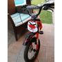 Bicicleta Tipo Moto Aro 16