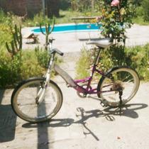 Bicicleta Aro 20 Lahsen Impecable