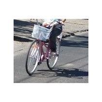 Vendo Bicicleta Con Silla Para Niño Delantera