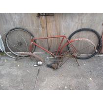 Bicicleta Antigua Muy Exclusiva