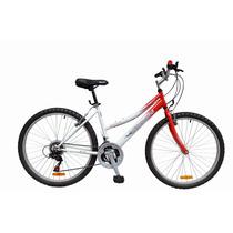 Bicicleta Mujer Mtb Bianchi Mountain Bike Pro 26 St Blanco