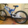 Bicicleta Lahsen Seminueva