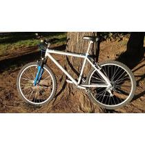 Bicicleta Mountain Bike Aro 26 Aluminio Shimano Mtb Amoeba
