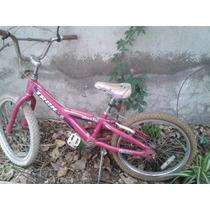 Bicicleta Trek Mystic Aro 20 Niña