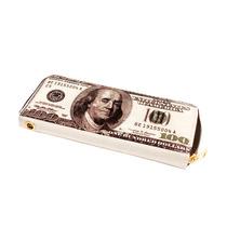 Billetera Morph Diseño De Billete Dólar