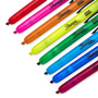 Set Lapices Destacadores Retráctiles - Sharpie - 8 Colores