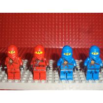 Lego Ninjago Figuras Originales $ 5500