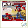 Kre-o Transformers Optimus Prime - 90 Piezas, 2 En 1