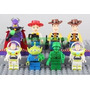 Figuras De Toy Story Lego Para Armar, Nuevos, Solo En Bolsa!