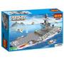 Barco Portaaviones 881pzs Cogo 100% Compatible Con Lego