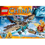 Lego Chima 70141 El Buitre Gelido De De Vardy Nuevo