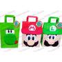 Bolsas Mario Bros