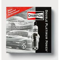 Chevrolet Colorado 2.9 Bujia Champion Doble Platino 7437 C/u