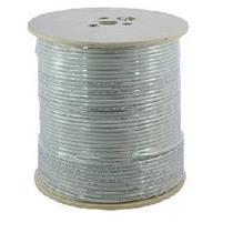 Carrete Cable Coaxial Rg6 305 Mts. (splitter Antena Lnb)
