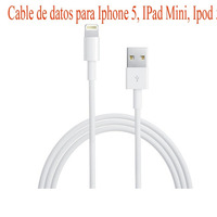 Cable De Datos Iphone 5, Ipad Mini , Ipod 5g, Oferta!!