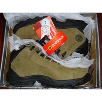 Zapato De Seguridad Marca Edelbrock N° 41 Nuevo